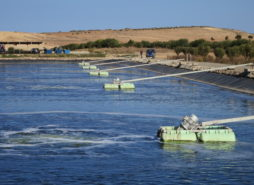 2_Aerated Lagoons, Municipal Wastewater, Morocco